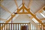 Aménagement intérieur et charpente à Plounevez Lochrist - Solabaie