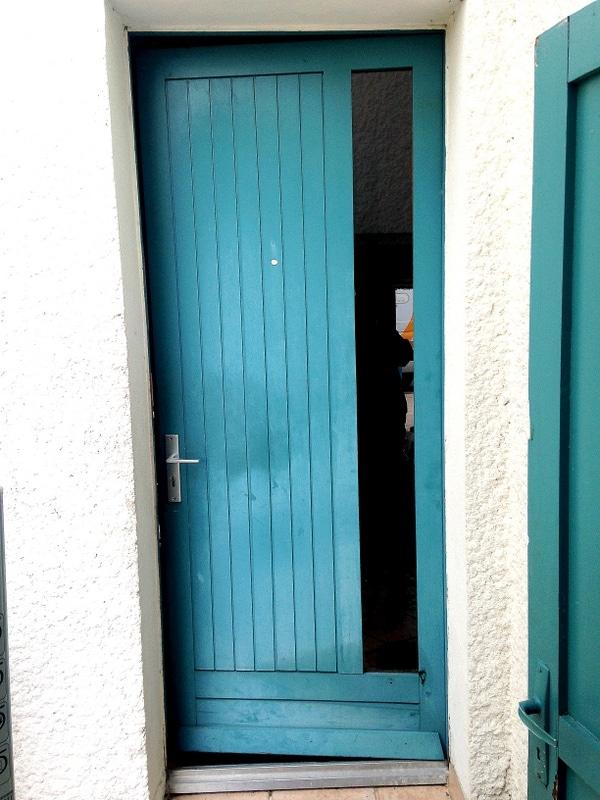 remplacement d 39 une porte d 39 entr e par ddi. Black Bedroom Furniture Sets. Home Design Ideas