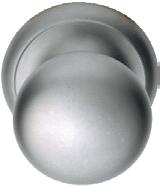 Bouton fixe rond (inox)