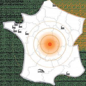Solabaie créé sur-mesure dans ses 9 usines de France des fenêtres, portes, volets et portails adaptés à vos besoins