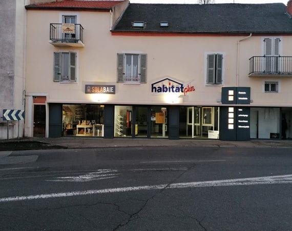 Votre professionnel Solabaie à Vichy : fourniture et pose de menuiseries et fermetures sur mesure