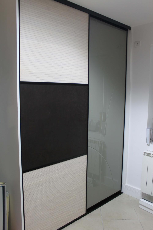 Installation de portes et fen tres par pelluau menuiserie - Porte placard coulissante design ...