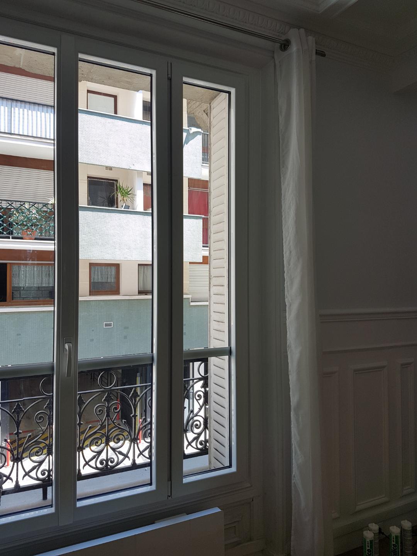 Pose Dune Fenêtre Hybride So Dans Un Appartement à Pont Labbé 29