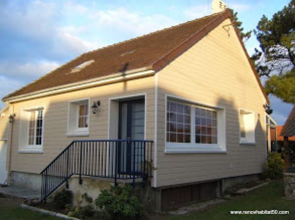 Isolation exterieure pignon maison 28 images isolation for Isolation thermique exterieure