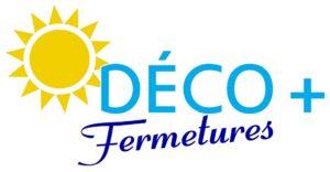Logo de notre installateur Solabaie de Grenoble, Déco Plus Fermetures