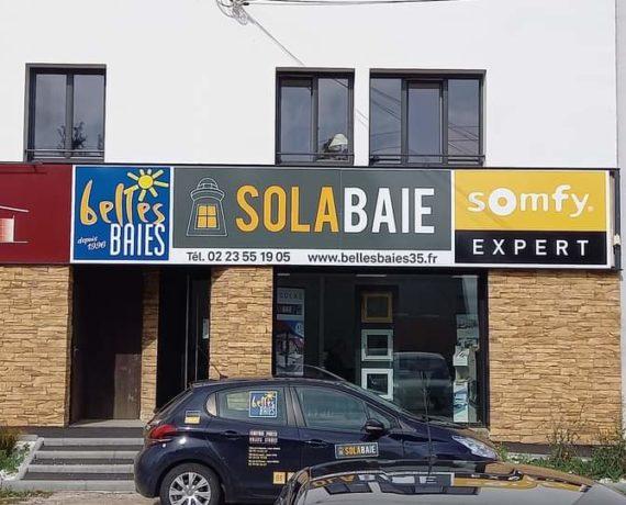 Votre menuiserie Solabaie à Vitré 35500