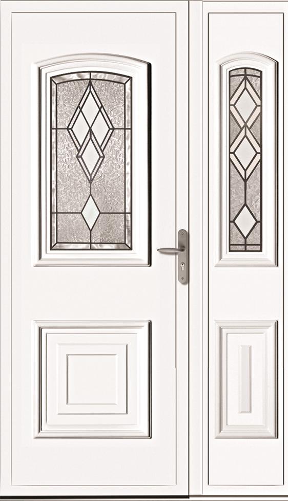 nos mod les de portes d 39 entr e pvc sur mesure solabaie. Black Bedroom Furniture Sets. Home Design Ideas