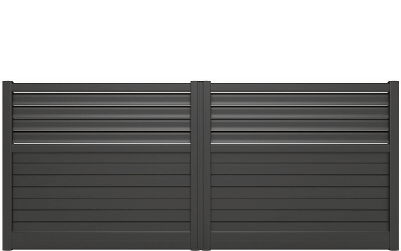 Fabrication et installation de portails en aluminium - Solabaie 1953346b55b4