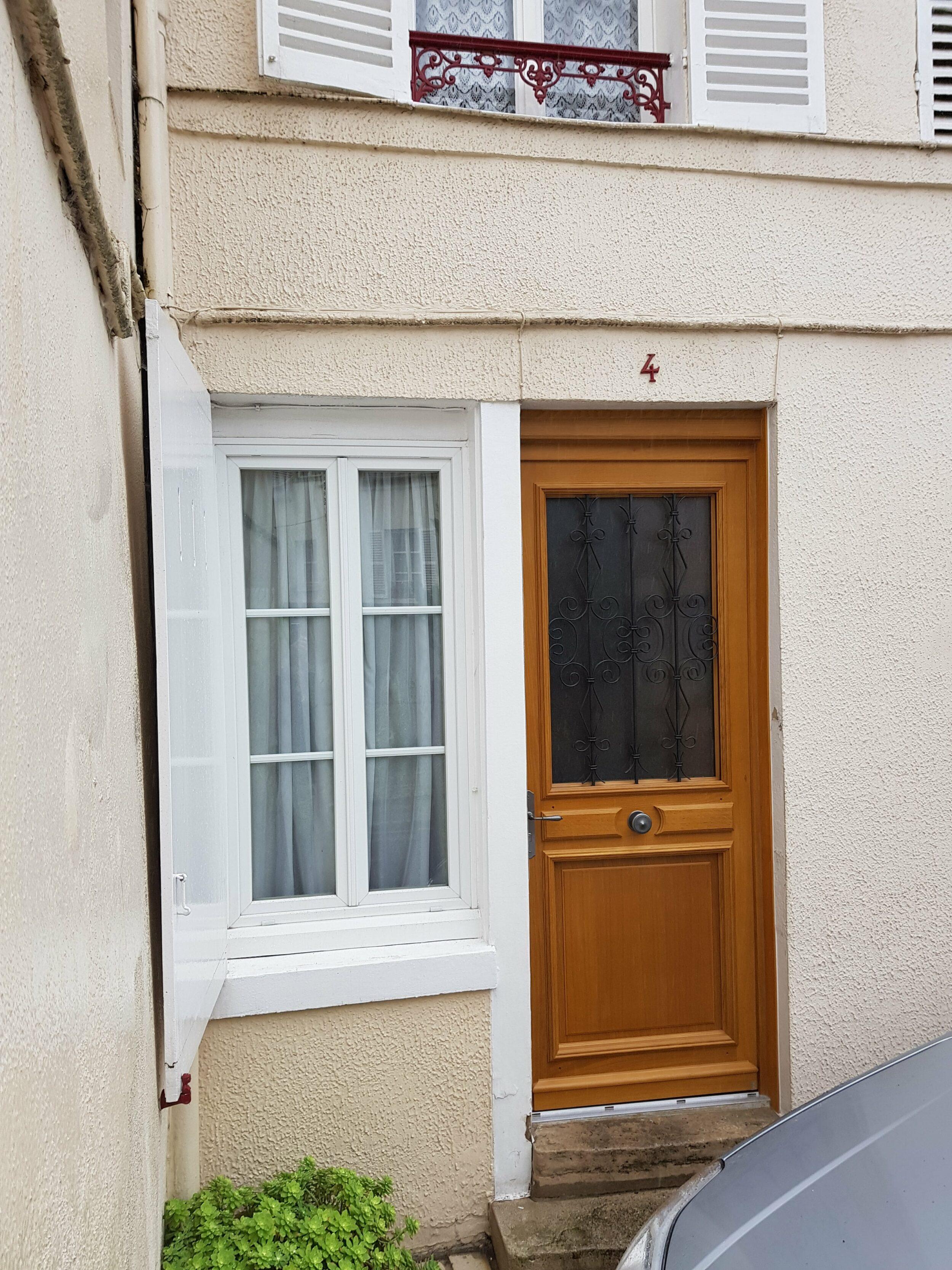 Déco D Entrée Maison porte-entree-bois-viroflay-deco-ouest-solabaie - solabaie