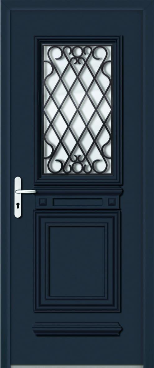 Nos mod les de portes d entr e en aluminium solabaie Couleur porte d entree