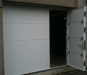 les portes de garage motoris es solabaie personnalisables. Black Bedroom Furniture Sets. Home Design Ideas