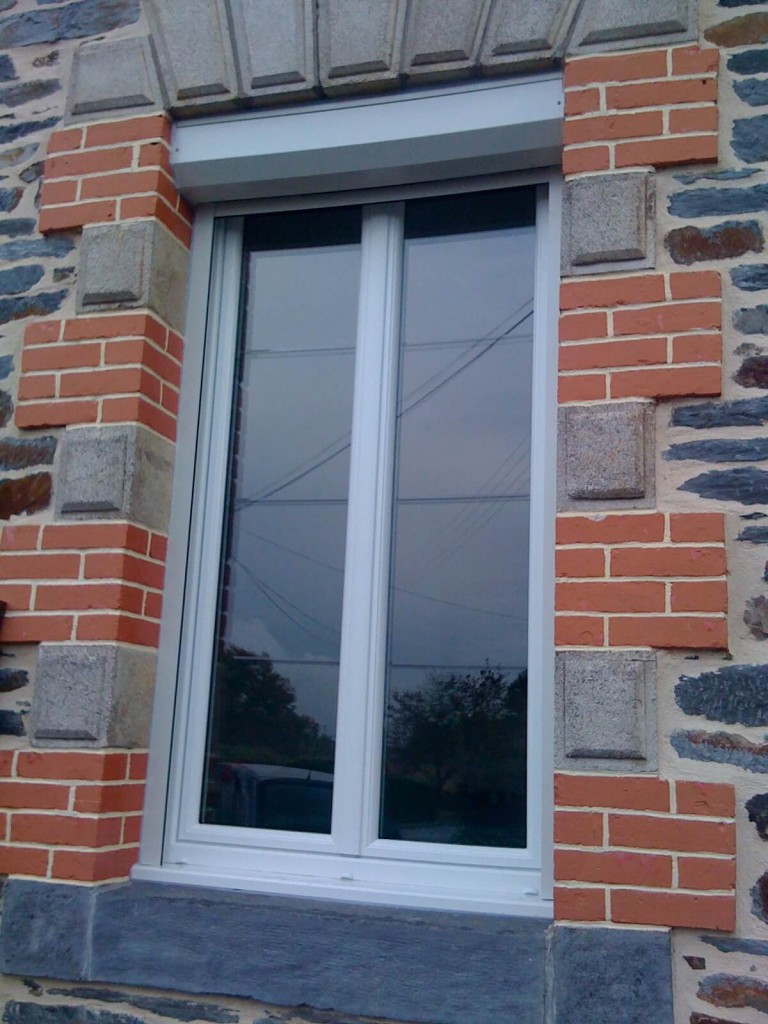 Porte fenetre pvc renovation lapeyre of fenetre renovation - Fenetre pvc renovation ...