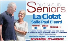 Embelys Solabaie sera présent au salon Séniors de La CIOTAT