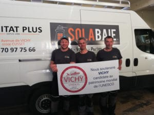 Une équipe de professionnels pour vos projets de rénovation de l'habitat à Vichy
