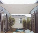 Installation d'un voile d'ombrage pour une terrasse - Solabaie Saujon