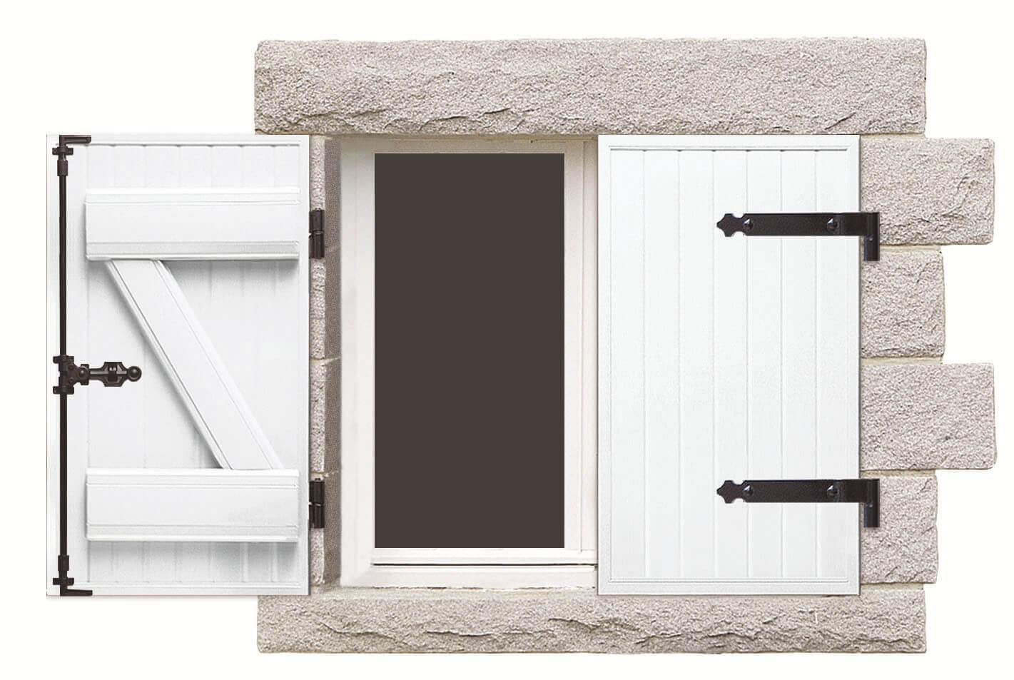 bien choisir vos volets solabaie. Black Bedroom Furniture Sets. Home Design Ideas