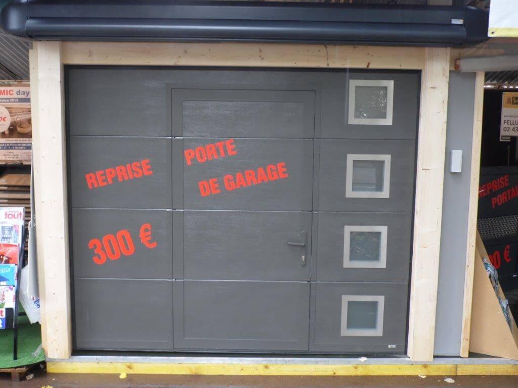Promotion pelluau menuiserie du 19 septembre au 17 octobre for Reprise 206 garage