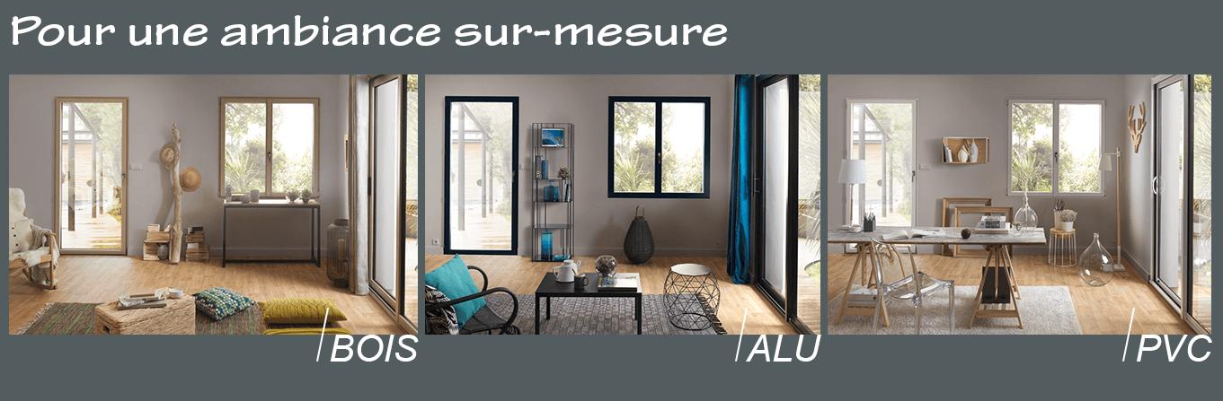 So Fenêtre Mixte Bois Pvc Et Aluminium Pour La Rénovation Solabaie