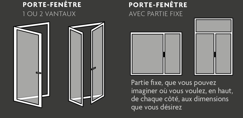 Personnalisez Le Type Douverture De Vos Fenêtres Mixtes So Solabaie