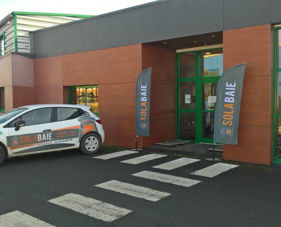 EMCG, votre installateur Solabaie à Châteaubriant pour la pose de vos volets, portes et fenêtres Solabaie