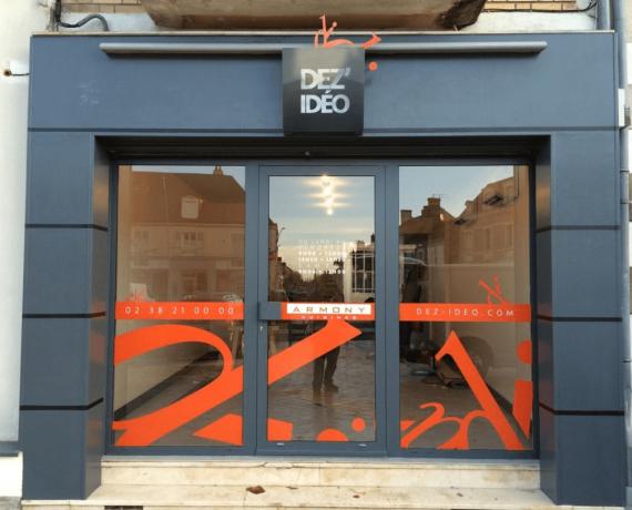 Dezideo, votre installateurs de fenêtres, volets et portes Solabaie à Neuville-aux-Bois