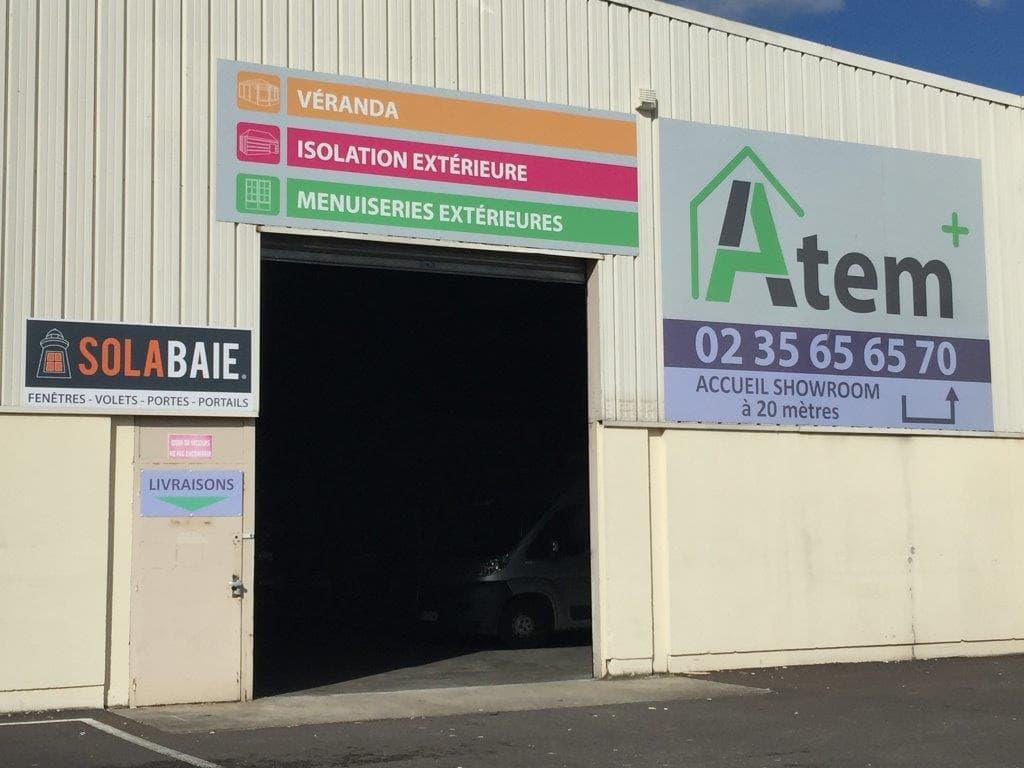 Entreprises De Menuiserie Solabaie Dans La Région Haute Normandie