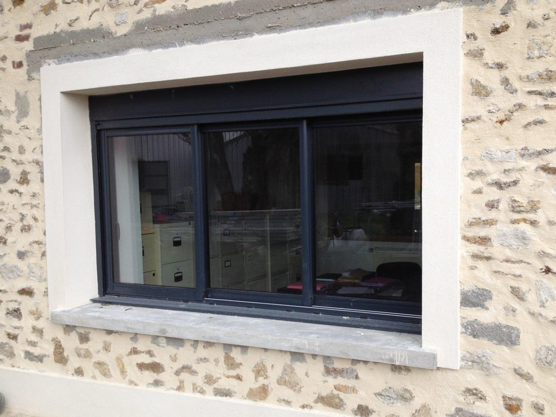 Lma Pose En Rénovation De Menuiseries Aluminium à Voinsles