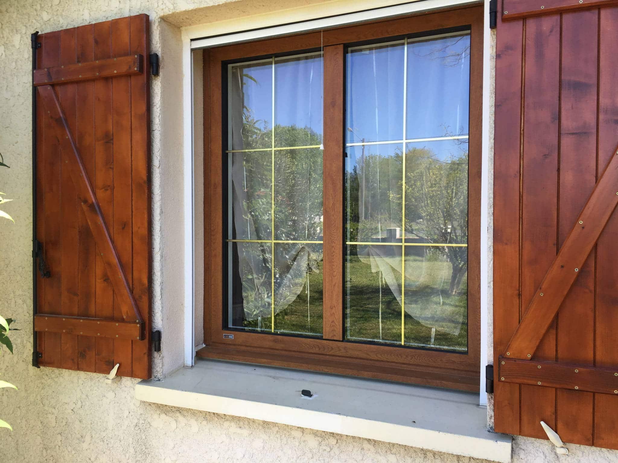 Installation De Fenêtres So Sur Mesure Par Amf à Saint Loubès 33