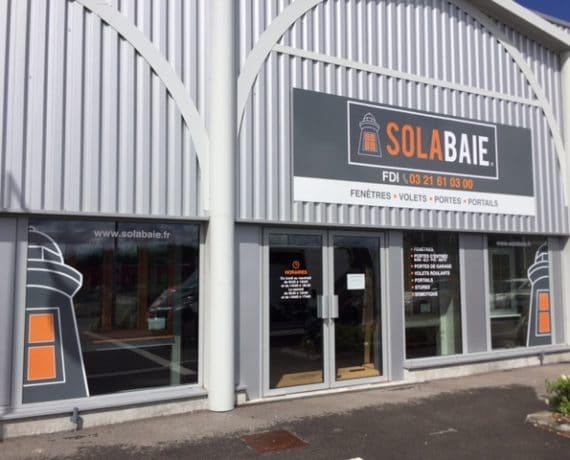 Entreprises de menuiserie solabaie dans le d partement pas - Porte nord bruay la buissiere magasins ...