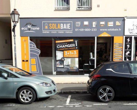 votre magasin Solabaie de Orsay