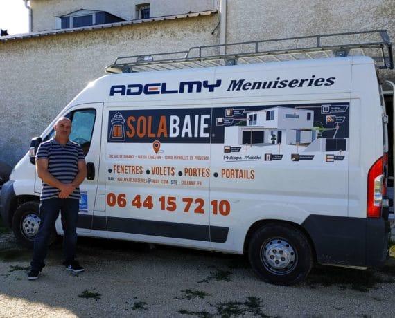 Votre installateur Solabaie Adelmy près de Aix en Provence (13)
