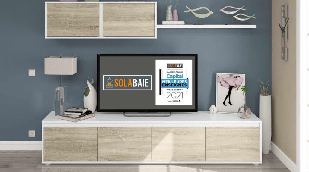 Solabaie : Meilleure enseigne pour la vente et la pose de fenêtres